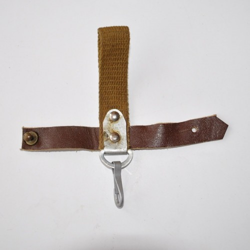 Russian fabric and leather hanger 3.jpg